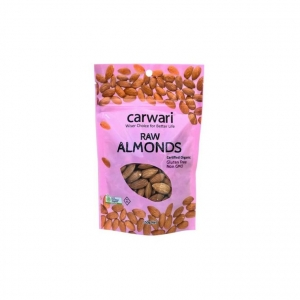 Carwari Organic Raw Almonds 150g