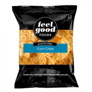 Feel Good Foods Gluten Free Corn Chips 500g x 6