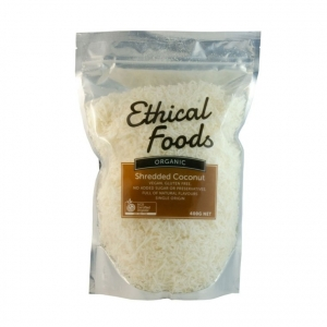 Ethical Foods Organic Desiccated Coconut 400g