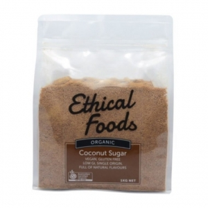 Ethical Foods Organic Coconut Sugar 1kg