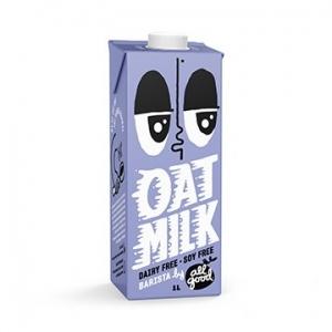 All Good Barista Oat Milk 1ltr x 6