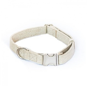 Pawsome Organics Hemp Collar Small (for Cats+Dogs)