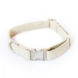 Pawsome Organics Hemp Collar Large (for Cats+Dogs)