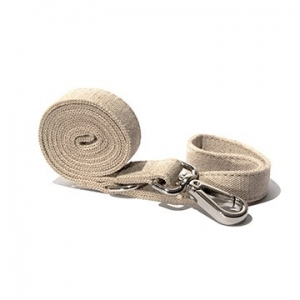 Pawsome Organics Hemp Lead Large (for Cats+Dogs)