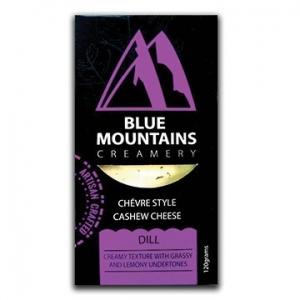 Blue Mountains Creamery Cashew Cheese Dill 120g x 6