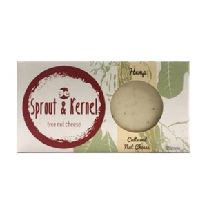 Sprout and Kernel Hemp Nut Cheese 120g x 12
