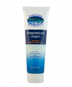 BBHS Co Magnesium Cream with Himalayan Mineral Salt 120g