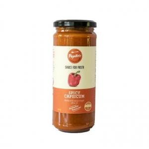 Big Owl Pepitas Spicy Capsicum Pasta Sauce 450g
