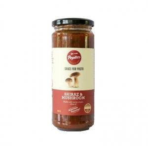 Big Owl Pepitas Shiraz & Mushroom Pasta Sauce 450g