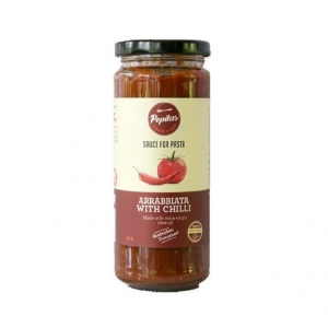 Big Owl Pepitas Arrabbiata with Chilli Pasta Sauce 450g