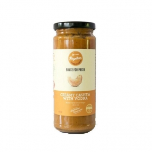 Big Owl Pepitas Creamy Cashew with Vodka Pasta Sauce 450g