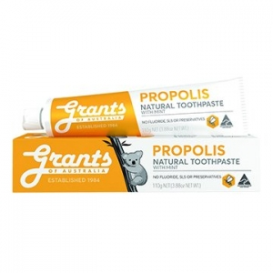 Grants Propolis Mint Natural Toothpaste 110g