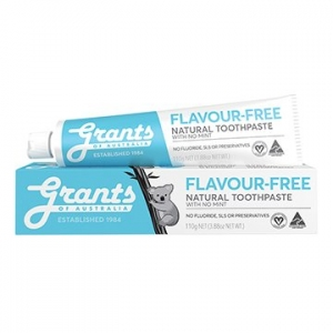 Grants Flavour-Free Toothpaste 110g
