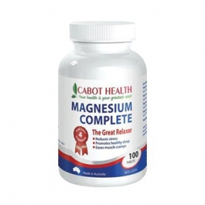 Health Directions Magnesium Complete 100tabs
