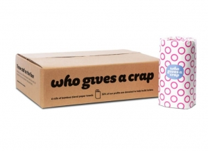 Who Gives A Crap Bamboo Kitchen Paper Towels 120 Sheets x 6