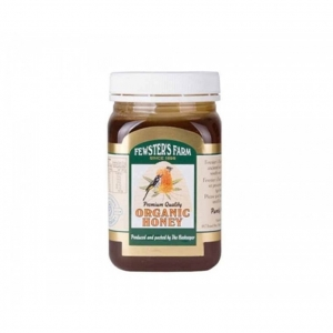 Fewsters Farm Organic Honey Jar 500g