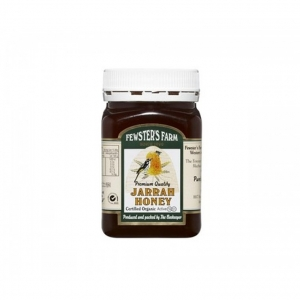 Fewsters Farm Organic Jarrah Honey 500g