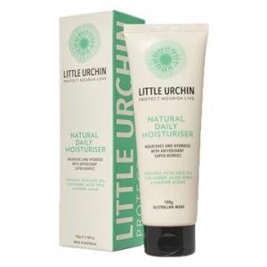 Little Urchin Natural Daily Moisturiser 100g