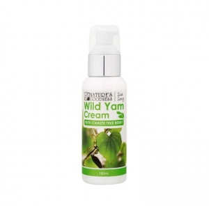 Natures Goodness Wild Yam Cream with Chaste Tree Berry 100g
