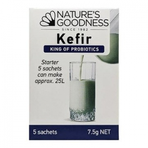 Natures Goodness Kefir (Turkish Yoghurt) Probiotic 5 x 1.5g