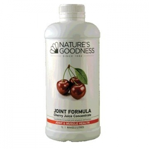 Natures Goodness Cherry Juice Concentrate 1litre