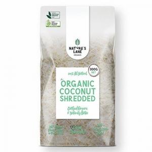 Natures Lane Organics Coconut Shredded 300g