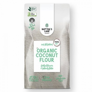 Natures Lane Organics Coconut Flour 400g