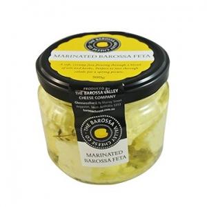 Barossa Valley Marinated Feta Cheese 325g x 6