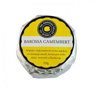 Barossa Valley Camembert Cheese 125g