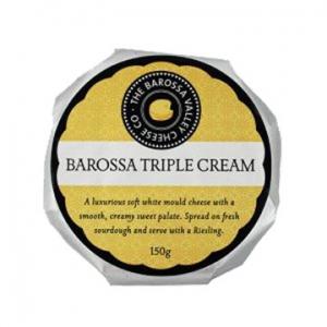 Barossa Valley Triple Cream Cheese 150g