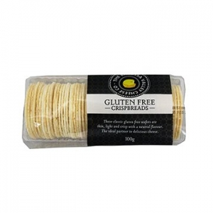 Barossa Valley Gluten Free Crispbreads 100g