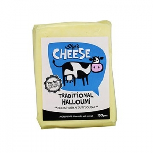 She's Cheese Halloumi Traditional 150g x 6