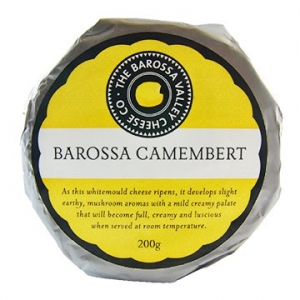 The Barossa Valley Cheese Co Camembert 200g x 3