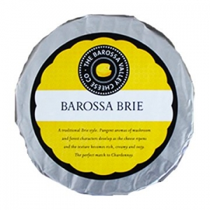The Barossa Valley Cheese Co Brie 200g x 3