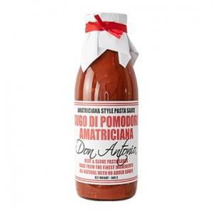 Don Antonio Amatriciana Tomato Sauce 500g x 6