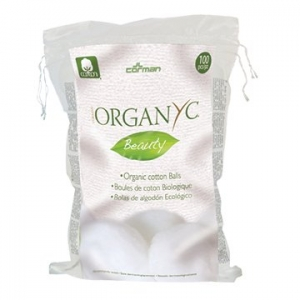 OYC Organic Beauty Cotton Balls 100's