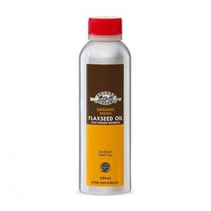 Stoney Creek Organic Brown Flaxseed Oil 280ml