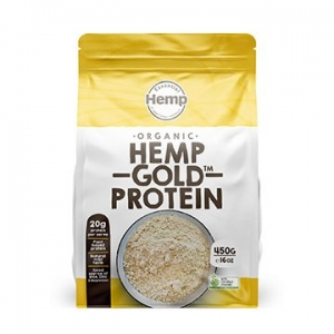 Hemp Foods Hemp Gold Protein 450g