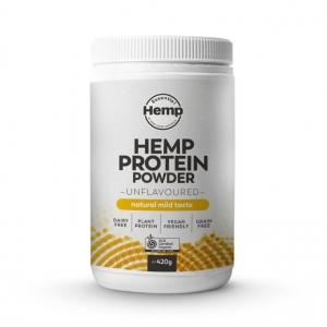 Hemp Foods Hemp Protein Unflavoured 420g