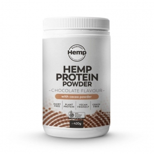 Hemp Foods Hemp Protein Chocolate 420g