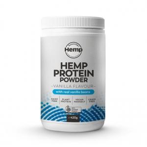 Hemp Foods Hemp Protein Vanilla 420g