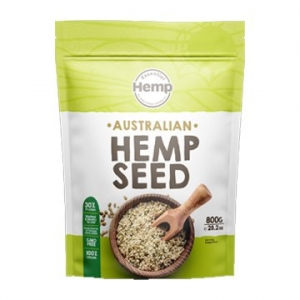Hemp Foods Australian Grown Hemp Seed 800g
