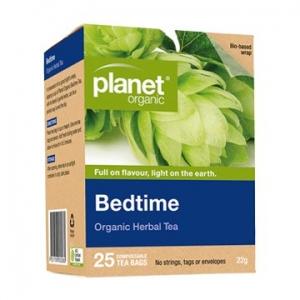 Planet Organic Bedtime 25t-bags 22g
