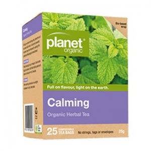 Planet Organic Calming 25t-bags 25g