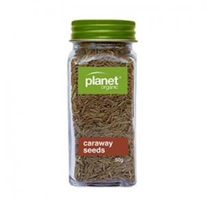 Planet Organic Caraway Seeds 50g