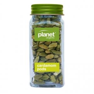 Planet Organic Cardamom Pods 30g