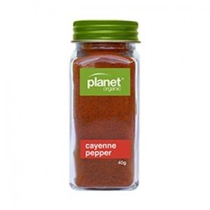 Planet Organic Cayenne Pepper 40g