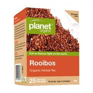 Planet Organic Rooibos Tea 25t-bags