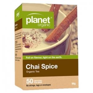 Planet Organic Chai Spice 50t-bags