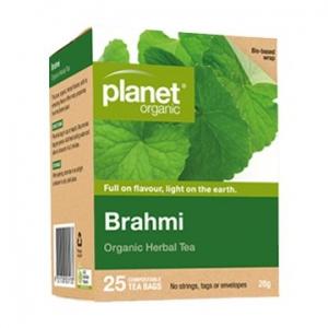 Planet Organic Brahmi 25t-bags